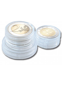 Capsule portamonete in Plexiglas misura da 41 mm Ideale per Argento USA  Eagles Liberty