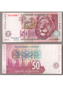 SUD AFRICA 20 Rand 2010
