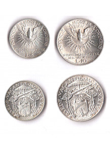 Vatican Vacant Seat 1939 official silver coins