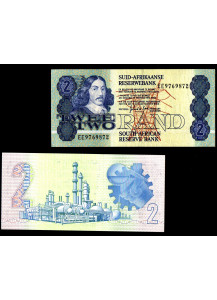 SUD AFRICA 2 Rand 1990-94 Fds