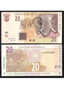 SUD AFRICA 20 Rand 2005 Fds
