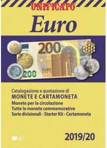 Catalogo Unificato Quotazioni Monete Cartamoneta e Commemorative