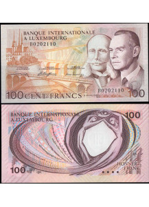 Luxembourg 100 Francs 1981 Uncirculated
