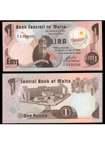 MALTA 1 Lira 1979 Uncirculated