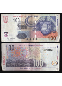 SUD AFRICA 100 Rand 1994/99 MB