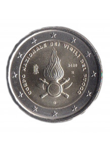 2020 - 2 Euro National Fire Brigade Corps Uncirculated