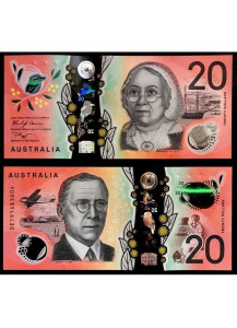 AUSTRALIA 20 Dollars 2019 Polymer Uncirculated