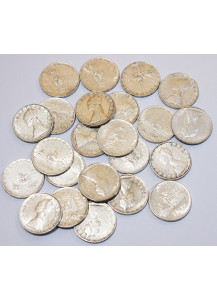 Lire 500 Silver Caravels Investment